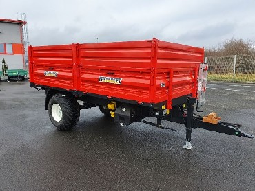 Trailer HUMMEL - 6 ton-new