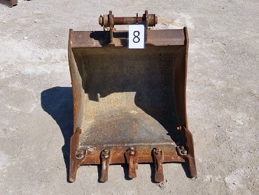 8-Bucket for Backhoe loader JCB 3CX/4CX/mini excavator-770 mm