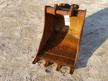18-Bucket VTN  for Backhoe loader/mini excavator-570 mm