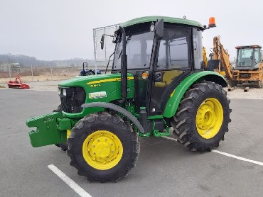 Tractor JOHN DEERE 5050E- unused